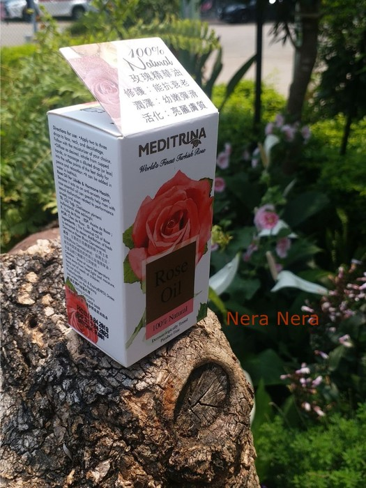 Meditrina Rose Oil 玫瑰精華油